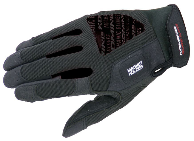 【KOMINE】GK-151 技師手套Magnet - 「Webike-摩托百貨」