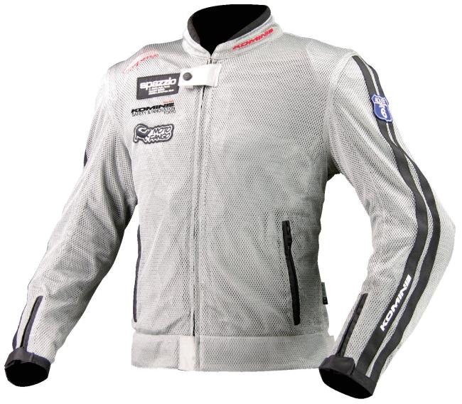 JK-014 Riding Mesh Jacket Legend KOMINE
