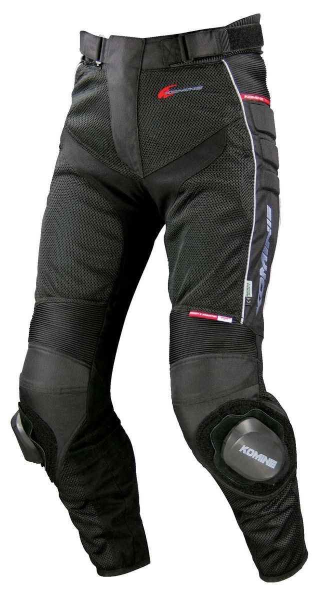 PK-708 Neo Knee Slider Mesh Pants KOMINE