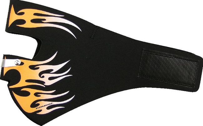 【KOMINE】AK-070 氯丁橡膠全罩式安全帽面罩 - 「Webike-摩托百貨」