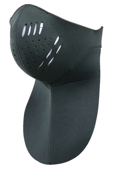 【KOMINE】AK-099 NeopreneN95過濾式口罩 (長) - 「Webike-摩托百貨」