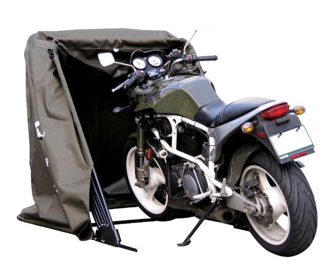 AK-103 Motorcycle Dome