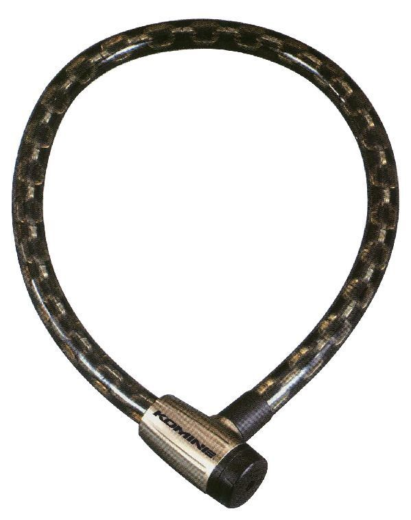 【KOMINE】LK-110 包覆式鋼鎖 - 「Webike-摩托百貨」