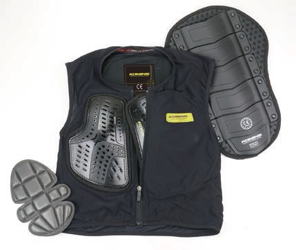 SK-694 CE Body Protection Liner Vest
