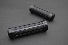 【ALCAN hands】鋁合金握把套  (黑 Rail) - 「Webike-摩托百貨」