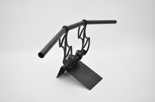 【ALCAN hands】Thunder Razor 把手 (電鍍黑) - 「Webike-摩托百貨」