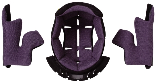 【SUZUKI】SCORPION(SCORPION)安全帽內部套件 DNA-450AIR/DNA-400用 - 「Webike-摩托百貨」