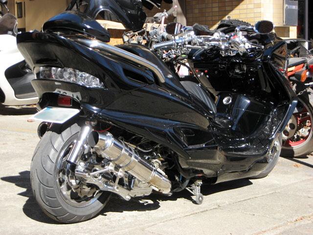 【M-SOUL】SPEC-R LOW 不銹鋼低音型排氣管尾段 - 「Webike-摩托百貨」