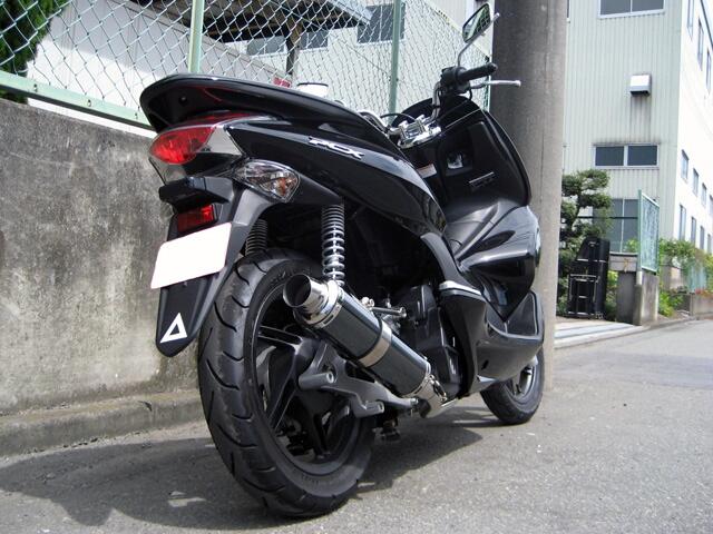 【M-SOUL】SPEC-R LOW 金屬黑全段排氣管 - 「Webike-摩托百貨」