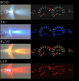 【M-SOUL】LED儀錶燈 - 「Webike-摩托百貨」