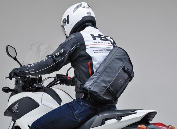 【HenlyBegins】Messenger Back 背包 L - 「Webike-摩托百貨」
