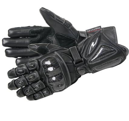 【ROUGH&ROAD】Extreme碳纖維皮革手套FP - 「Webike-摩托百貨」