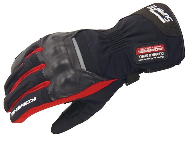 【KOMINE】GK-783 防護冬季手套  - 「Webike-摩托百貨」