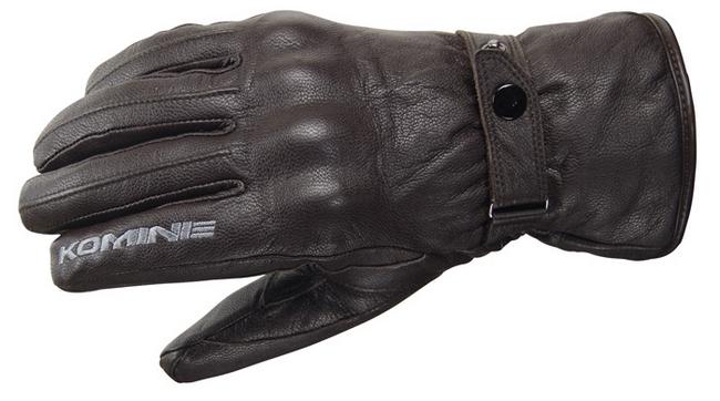 【KOMINE】GK-784 防護羊皮冬季手套 -Platone - 「Webike-摩托百貨」
