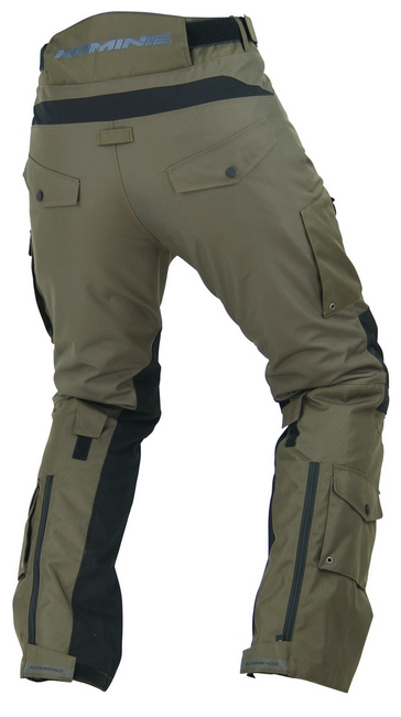 【KOMINE】PK-910 口袋防摔褲 - 「Webike-摩托百貨」