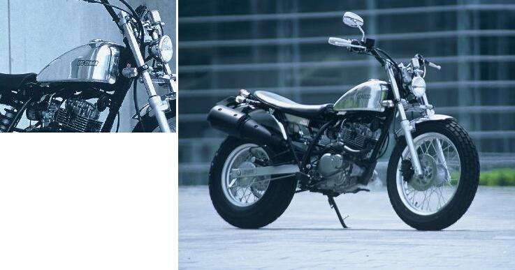 【BIG CEDAR】T−4 鋁合金油箱 - 「Webike-摩托百貨」