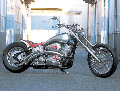 【BIG CEDAR】Stretch 鋁合金油箱 - 「Webike-摩托百貨」