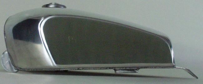 【BIG CEDAR】Flat Side 鋁合金油箱 FI對應 - 「Webike-摩托百貨」
