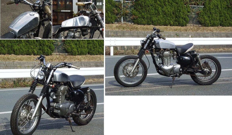 【BIG CEDAR】Flat Side 鋁合金油箱 - 「Webike-摩托百貨」