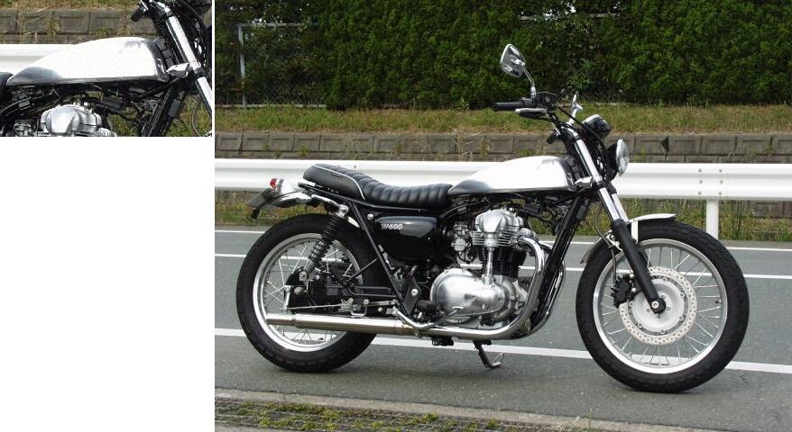 【BIG CEDAR】Narrow 鋁合金油箱 - 「Webike-摩托百貨」