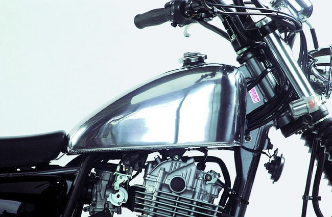 【BIG CEDAR】鋁合金油箱 Type-4 - 「Webike-摩托百貨」