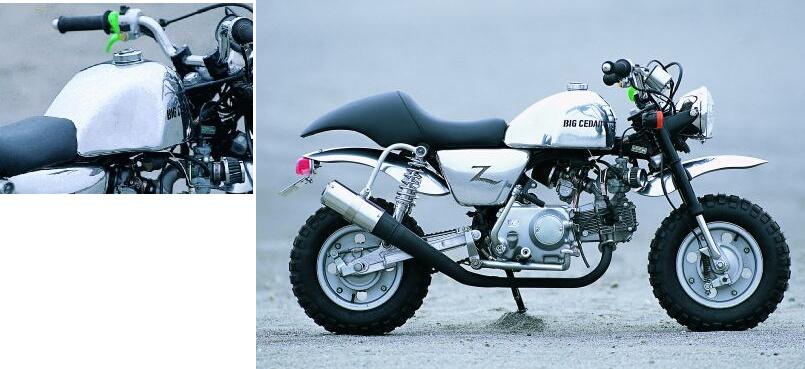 【BIG CEDAR】Type-3 油箱 (12V) - 「Webike-摩托百貨」