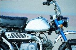 【BIG CEDAR】Type-5 4LF 油箱 - 「Webike-摩托百貨」
