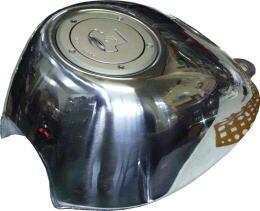 【BIG CEDAR】Teardrop Airplane 鋁合金油箱 - 「Webike-摩托百貨」