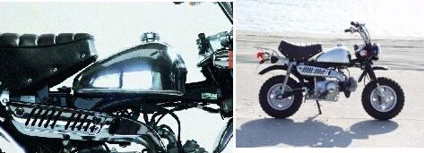 【BIG CEDAR】Teardrop 鋁合金油箱 (12V) - 「Webike-摩托百貨」