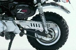 【BIG CEDAR】不銹鋼鏈條蓋 (12V) - 「Webike-摩托百貨」