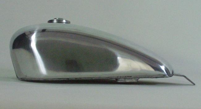 【BIG CEDAR】FI對應 Chop 鋁合金油箱 - 「Webike-摩托百貨」