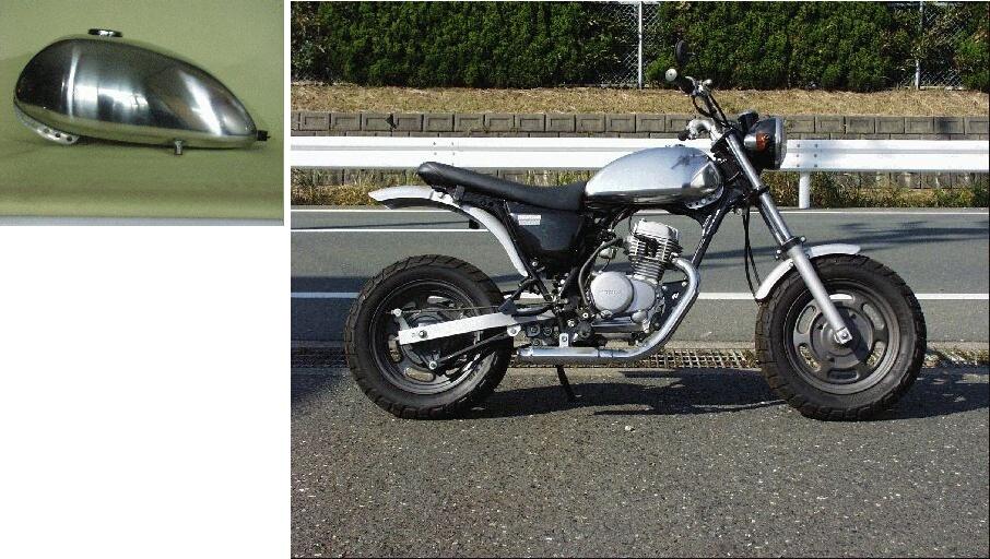 【BIG CEDAR】T7- 鋁合金油箱 - 「Webike-摩托百貨」