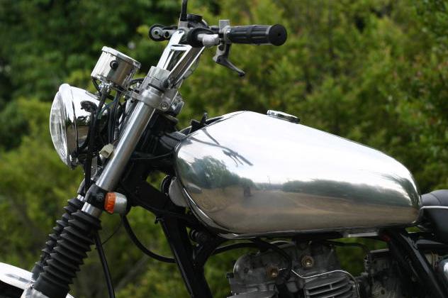 【BIG CEDAR】XT 鋁合金油箱 - 「Webike-摩托百貨」