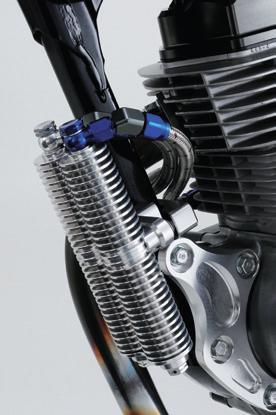 【SHIFT UP】Billet 機油冷卻器套件(原廠#4 配件) - 「Webike-摩托百貨」