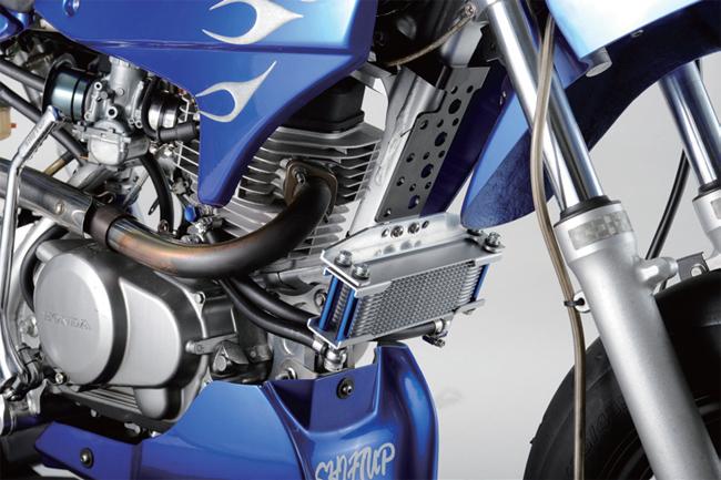 【SHIFT UP】原廠型機油冷卻器套件 (12排) - 「Webike-摩托百貨」