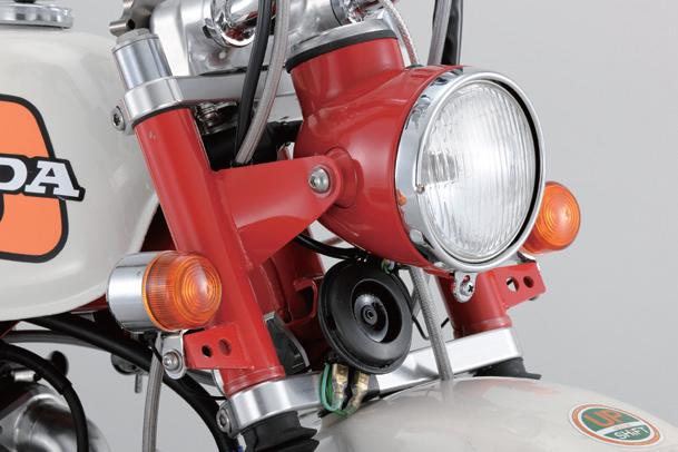 【SHIFT UP】NEO CLASSIC 頭燈外殼 - 「Webike-摩托百貨」