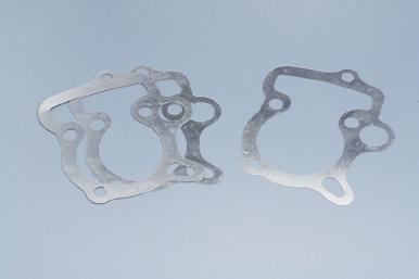 【SHIFT UP】鋁合金汽缸下墊片(Φ52mm 汽缸) - 「Webike-摩托百貨」