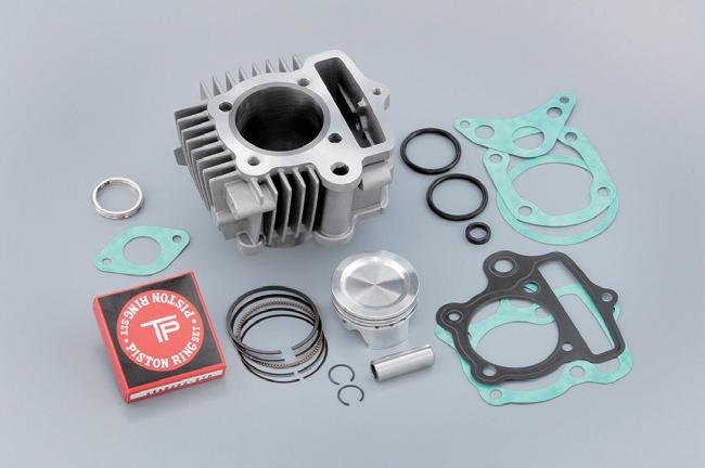 【SHIFT UP】Monkey 88cc 鍛造切銷加工活塞加大缸徑套件 12V用 - 「Webike-摩托百貨」