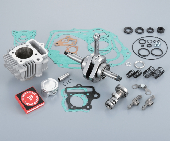 【SHIFT UP】一般型汽缸頭用加大缸徑/行程套件 - 「Webike-摩托百貨」