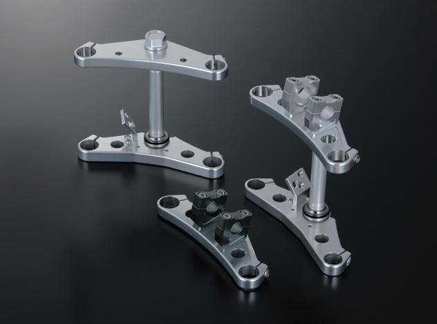 【SHIFT UP】NSR・NSF系Φ30mm 前叉專用寬三角台套件 - 「Webike-摩托百貨」