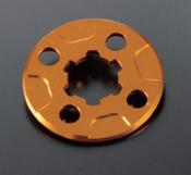 【SHIFT UP】鋁合金前齒盤固定板 - 「Webike-摩托百貨」