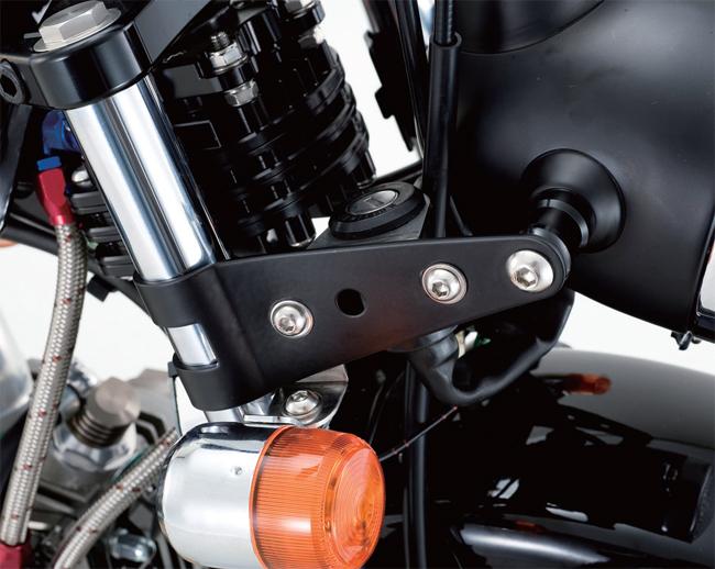 【SHIFT UP】Φ27ーΦ31mm 頭燈固定架 - 「Webike-摩托百貨」
