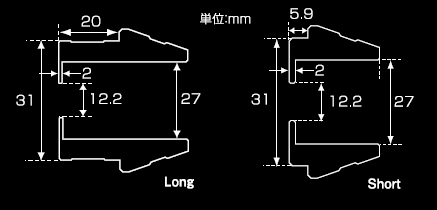 【SHIFT UP】鋁合金輪軸用滑塊(防倒球)(M12) - 「Webike-摩托百貨」