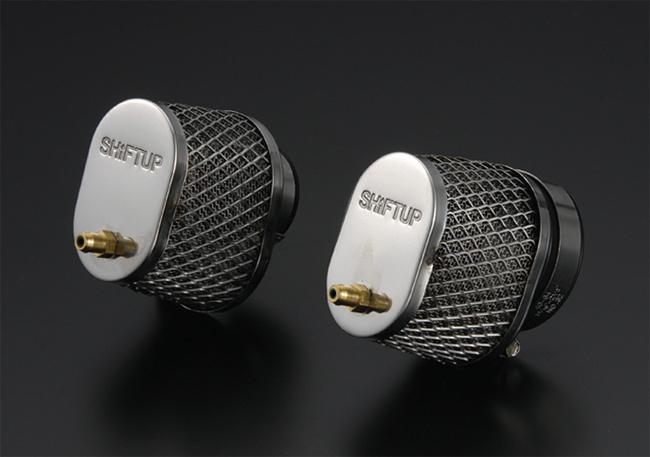 【SHIFT UP】不銹鋼網空氣濾清器 - 「Webike-摩托百貨」