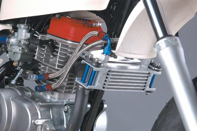 【SHIFT UP】#4 EARLS 機油冷卻器套件 (7排) - 「Webike-摩托百貨」