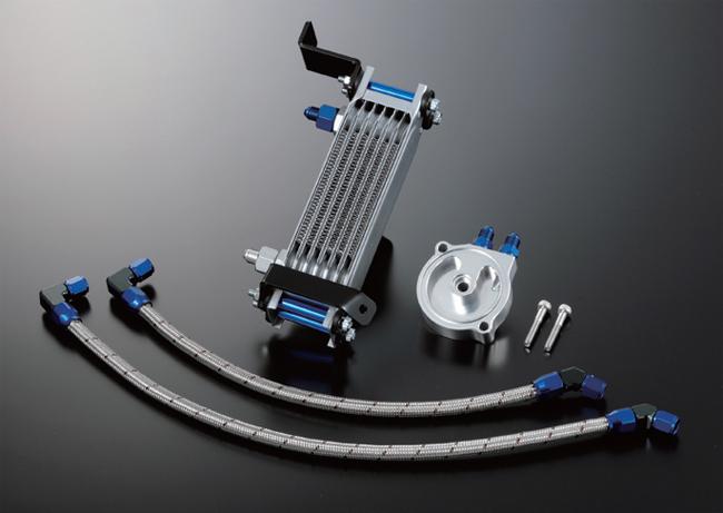 【SHIFT UP】#4 機油冷卻器套件 (7排) - 「Webike-摩托百貨」