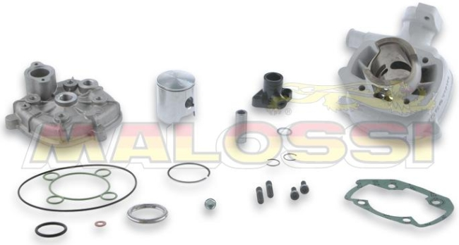 【MALOSSI】鋁合金汽缸套件 pin 12mm - 「Webike-摩托百貨」