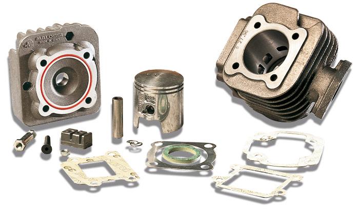 【MALOSSI】汽缸+汽缸頭套件 pin10mm - 「Webike-摩托百貨」