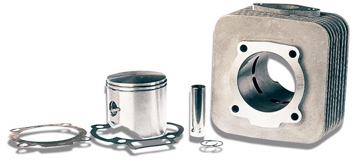 【MALOSSI】汽缸+汽缸頭套件 65mm - 「Webike-摩托百貨」