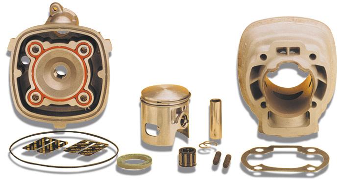 【MALOSSI】汽缸+汽缸頭套件 pin12mm MHR-復刻版 - 「Webike-摩托百貨」